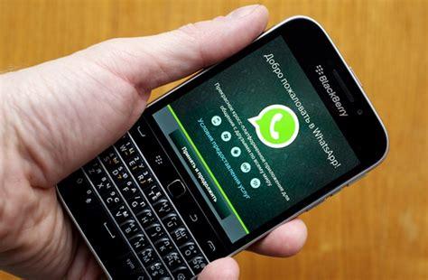 tutorial whatsapp para blackberry c 243 mo usar whatsapp en un antiguo blackberry en el 2017 rwwes