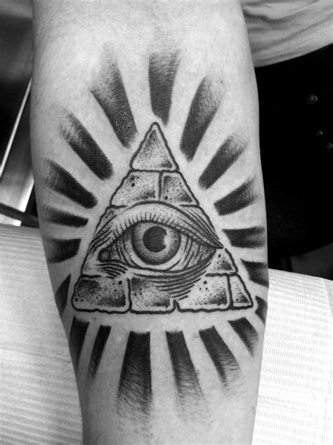 all seeing eye tattoo all seeing eye foulds