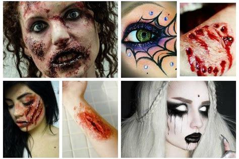 trucco halloween tantissime idee per donna e uomo trucco halloween 2016 le idee per il make up