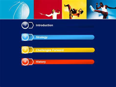 sports themes for microsoft powerpoint 2010 summer sport powerpoint template backgrounds 05959