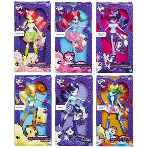 Hm 7 Kode L Twilight Sparkle Set my pony equestria collection dolls hasbro