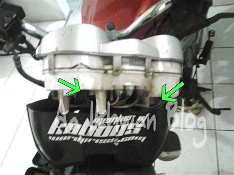 Lu Led Putih Motor Vixion ganti lu speedometer vixion dengan led aa ikhwan