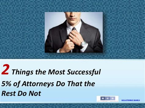 What Do Search For The Most On The Two Things The Most Successful 5 Of Attorneys Do That The Rest Do Not