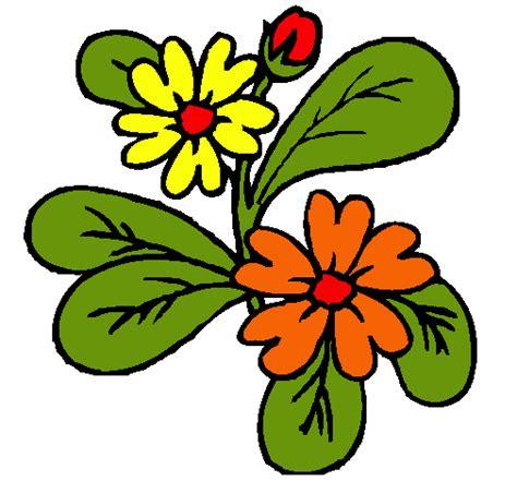 imagenes de flores infantiles a color dibujo de flores pintado por colores en dibujos net el d 237 a