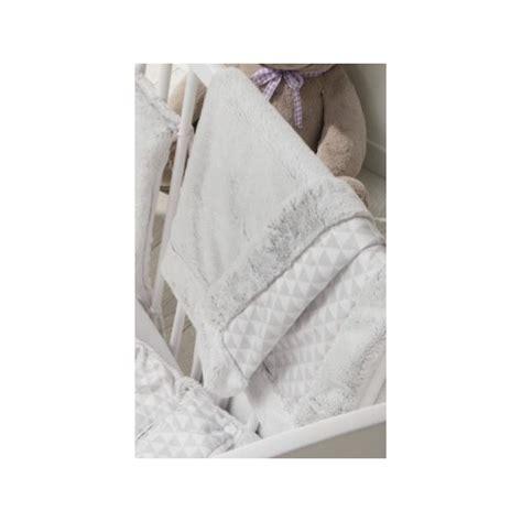 bettdecke 75x100 babydecke 75x100 cm mit einer sehr weichen grauen