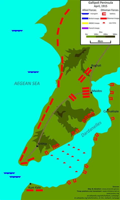 battle of gallipoli map gallipoli away from the western front