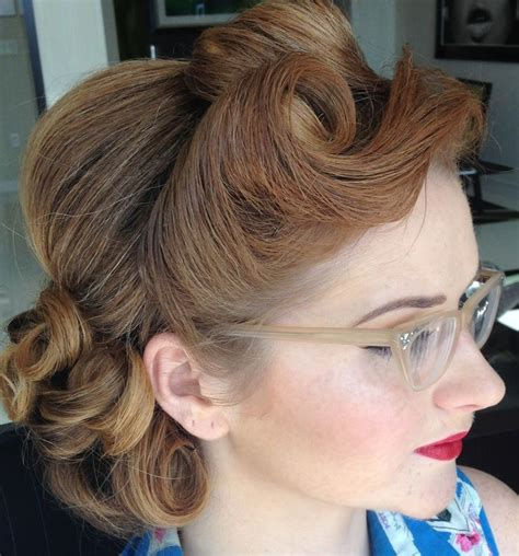 Vintage Wedding Hair Las Vegas vintage hairstyles las vegas all american 1950s dresses