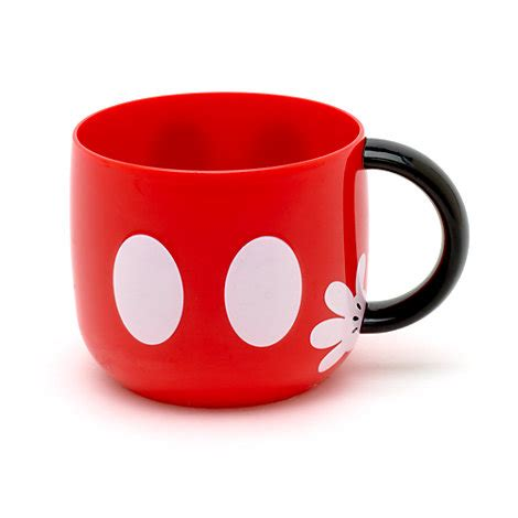 mickey mouse plastic cup