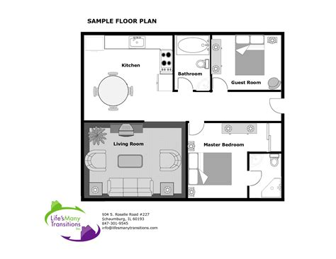 kitchen floor plans exles sle kitchen floor plans home design