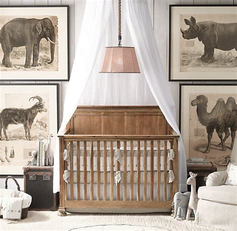rh baby child s embroidered safari pin dot nursery