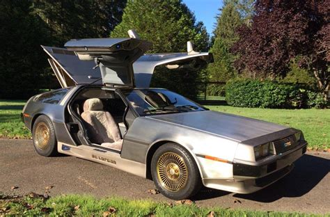 delorean dmc 12 for sale 1981 delorean dmc 12 for sale 2019083 hemmings motor news