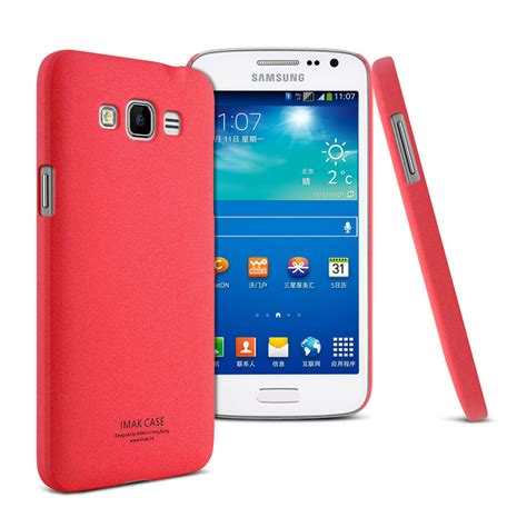 Original Imak Cowboy For Samsung Grand 3 G7200 Random Colour 1 imak cowboy ultra thin for samsung galaxy grand 3 g7200