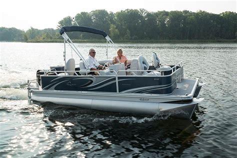 qwest pontoon boats 2016 new apex marine qwest adventure 818 vx fish pontoon