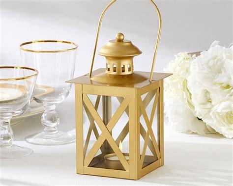 Wedding Favors Lanterns classic gold lantern traditional my wedding favors