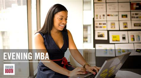 Chicago Booth Time Mba Calendar by Evening Mba The Of Chicago Booth School Of