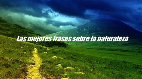 imagenes hermosas sobre la naturaleza frases sobre la naturaleza youtube