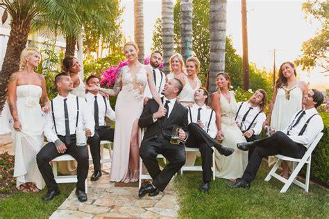 backyard wedding cast homespun backyard wedding john elizabeth 183 rock n roll