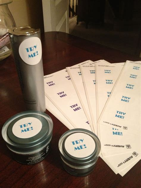 Beauticontrol Detox Bath Soak by Try Me Labels For My Beauticontrol Demo Products