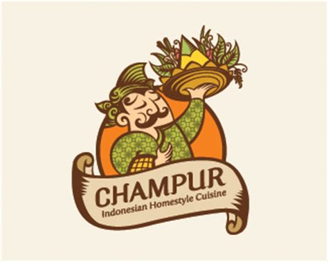 indonesian food design 26 new and cool logos that you should see