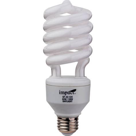 Coil Light Bulbs by Impact Spiral Fluorescent L 32w 120v Sf 32 120 B H Photo