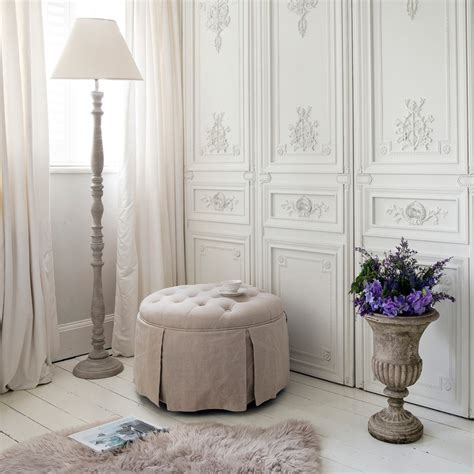 bedroom pouffe powder room pouffe french bedroom co interiors