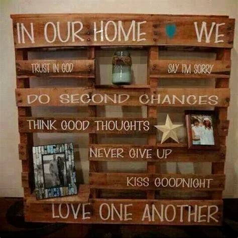 picture of diy attic wall pallet decor pallet projects 19 clever crafty and easy diy pallet