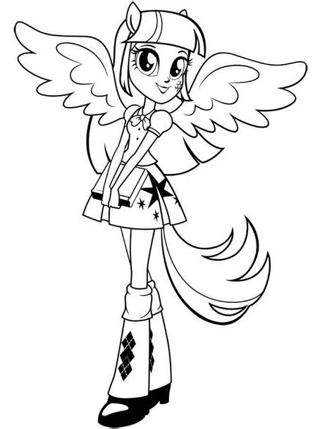 little pony coloring pages download my little pony equestria girl coloring pages printable