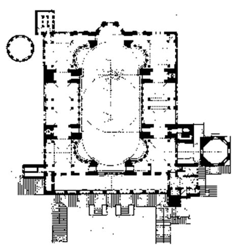 floor plan of hagia sophia related keywords suggestions for hagia sophia floor plan