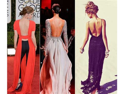 Hairstyles For Backless Dresses by Pics For Gt Backless Dresses Hairstyles