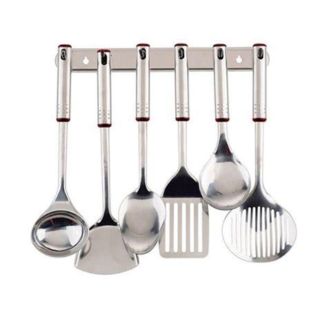 Oxone Spatula Set jual oxone ox963 silver kitchen tools set spatula