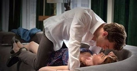 is there a shaving scene in fifty shades of grey fifty shades of grey behind the scenes funny clip