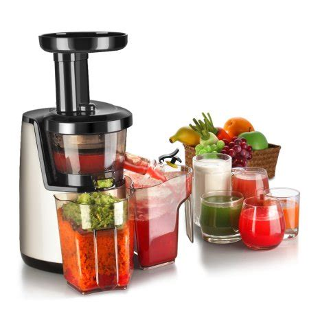 Juicer Automatic 7 In 1 cold press juicer machine masticating juicer juice