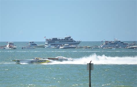 clearwater boat races super boat races 2014 at clearwater beach