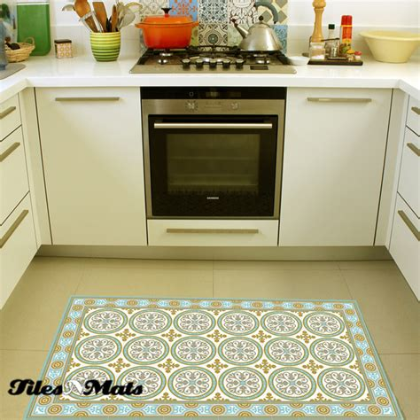 Modern Kitchen Rug Kitchen Mat Modern Rugs Other Metro By Tilesnmats