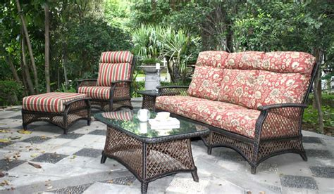 Patio Renaissance Outdoor Furniture Windsor Wicker Sofa Set Patio Renaissance Outdoor Furniture Jpg