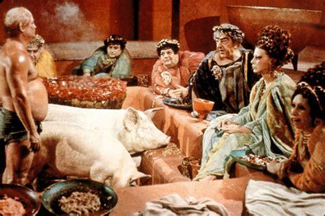 l ingresso di trimalchione riassunto la morale gastronomica primo dandy della storia