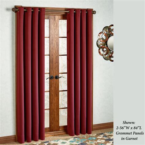 blackout curtains grommet ultimate blackout grommet curtain panels
