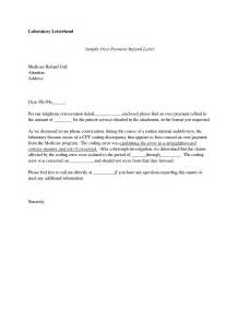 best photos of overpayment notification letter sle