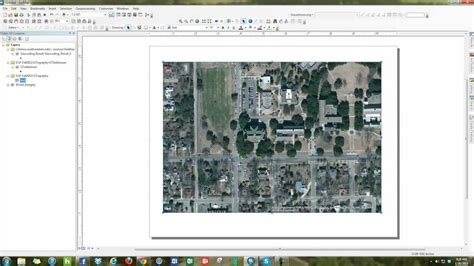 landscape layout view arcmap how to change map layout from portrait to landscape in