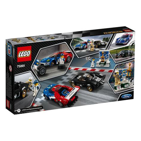 Lego Speed 75881 by Lego 75881 Lego Speed Chions 2016 Os Ford Gt 233 S