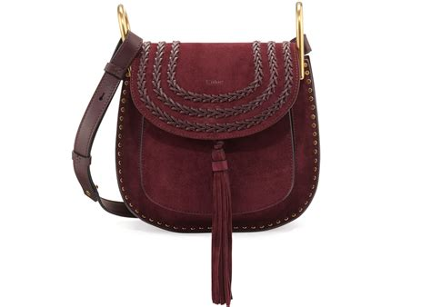 Heloise Shoulder Bag Purses Designer Handbags And Reviews At The Purse Page by Currently Coveting This Chlo 233 Hudson Suede Shoulder Bag