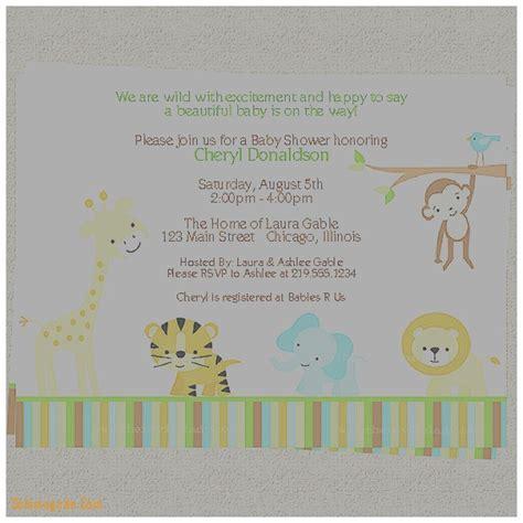 baby shower invitation best of create baby shower