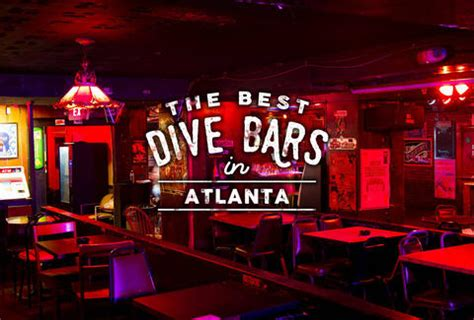 top bars atlanta the best dive bars in atlanta neighborhood guide to dive