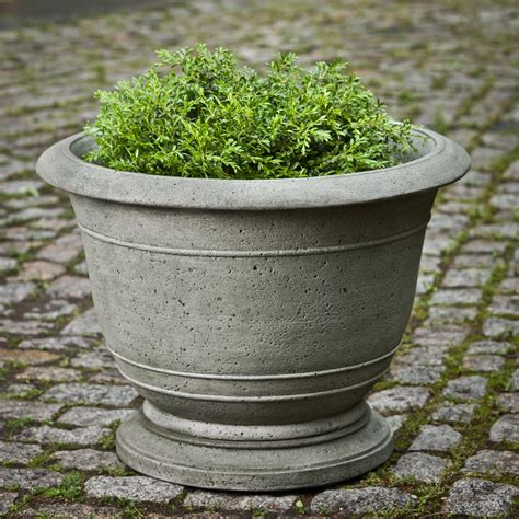 Cast Planters by Cania International Large Cast Planter