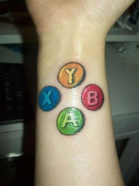 xbox tattoo 1000 ideas about tattoos on tattoos
