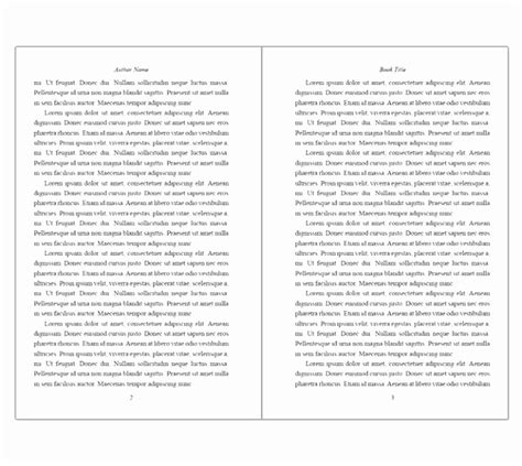 writing a book template word 9 free book writing templates for word fetuu templatesz234