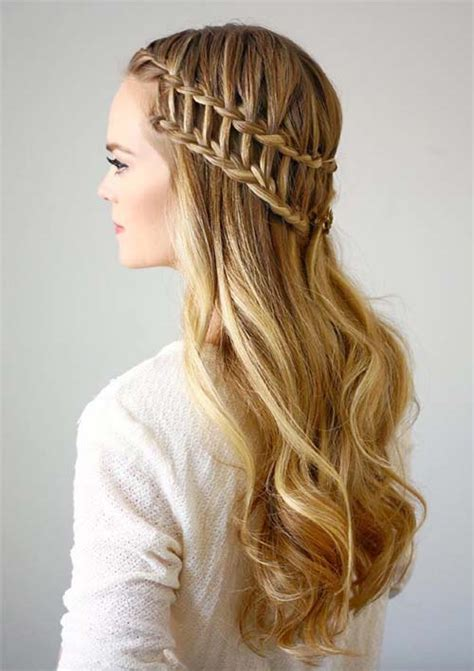 hairstyles half up braids 100 ridiculously awesome braided hairstyles to inspire you
