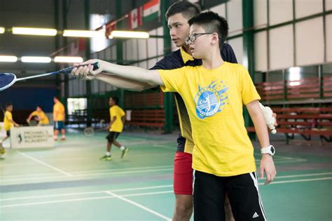 Mba Badminton Bukit Puchong by Michael S Badminton Academy