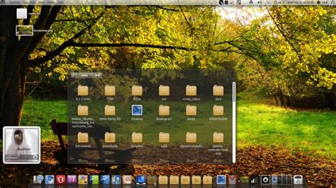 gnome docky themes docky theme www gnome look org
