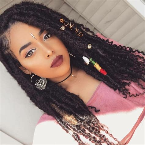 ethiopia alopecia hair care 183 best give me that marley locs faux locs images on